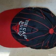 Coleccionismo deportivo: GORRA CHICAGO BULLS AÑOS 80. Lote 107091466