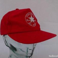 Coleccionismo deportivo: GORRA TIPO BEISBOL DE CONVERSE ALL STAR - CHUCK TAYLOR. Lote 107226555