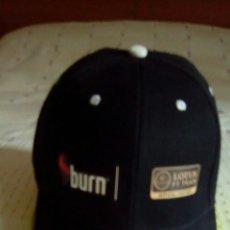 Coleccionismo deportivo: GORRA LOTUS F1 TEAN- BURN. Lote 107815912