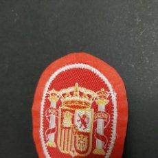 Coleccionismo deportivo: PARCHE TELA ESCUDO SELECCION ESPAÑOLA - ESPAÑA - CAR04. Lote 107984655