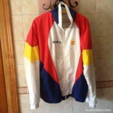 Coleccionismo deportivo: CHAQUETA KELME OLIMPIADAS BARCELONA 92,MADE IN SPAIN.. Lote 110455555