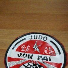 Coleccionismo deportivo: INSIGNIA DE JUDO PARA KIMONO AÑOS 80. Lote 113694395