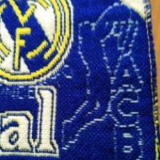 Coleccionismo deportivo: BUFANDA DE BALONCESTO DEL REAL MADRID. Lote 116962683
