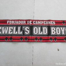 Coleccionismo deportivo: BUFANDA NEWELL´S OLD BOYS ARGENTINA. Lote 117247015