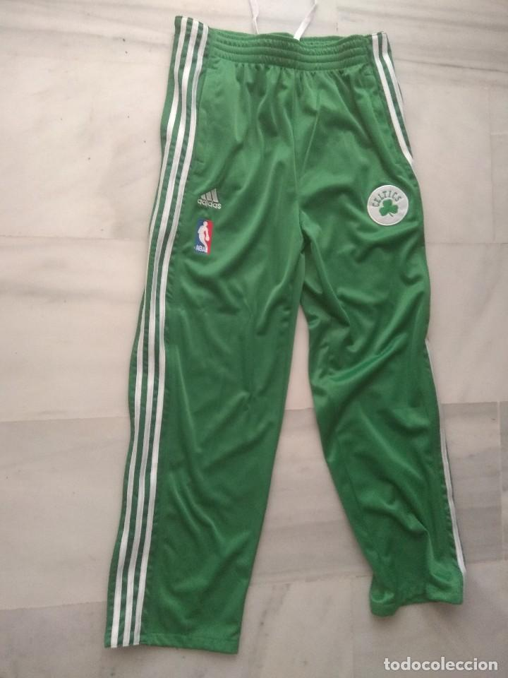 Accessories Sport At Buy Chandal Pantalon Celtics Nba Adidas wSFqY8