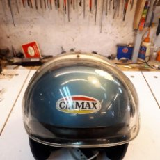 Coleccionismo deportivo: CASCO CLIMAX CORSA HOMOLOGADO 924. Lote 127199511