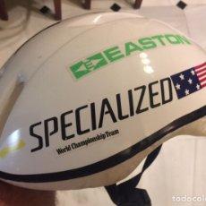 Coleccionismo deportivo: CASCO BICICLETA. Lote 128589138