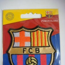 Coleccionismo deportivo: PARCHE TERMOADHESIVO DEL FUTBOL CLUB BARCELONA (#). Lote 128813755