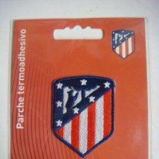 Coleccionismo deportivo: PARCHE TERMOADHESIVO DEL ATLETICO DE MADRID (#). Lote 128814339