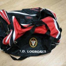 Coleccionismo deportivo: BOLSA DE DEPORTE CLUB DEPORTIVO LOGROÑES. KELME. TDKDEP11. Lote 131448162