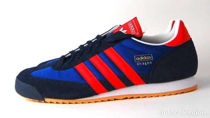 online store b5288 4496a Coleccionismo deportivo Adidas Originals Dragon B44295 zapatillas  deportivas NUEVAS con caja Talla UK9,5
