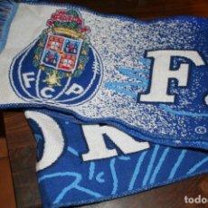 Coleccionismo deportivo: BUFANDA DEL F.C. OPORTO. Lote 133752718
