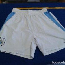 Coleccionismo deportivo: PANTALON DE FUTBOL REEBOK ORIGINAL ( MANCHESTER CITY ) ANTIGUO VER MEDIDA . Lote 134210478