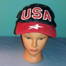 Coleccionismo deportivo: ANTIGUA GORRA USA CONVERSE VER FOTOS Y DESCRIPCION. Lote 144685184