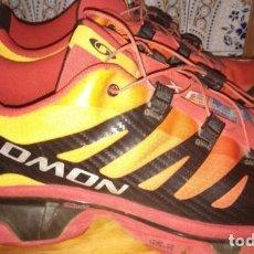 Coleccionismo deportivo: ZAPATILLAS SALOMON XTS LAB 4. Lote 135772522