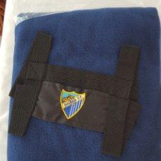 Coleccionismo deportivo: MANTA MÁLAGA CLUB DE FUTBOL. C.F.SIN ESTRENAR. Lote 136510010