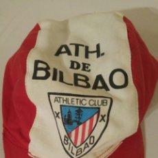 Coleccionismo deportivo: GORRA AÑOS 80 90 ATLÉTICO DE BILBAO. Lote 137240925