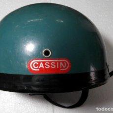 Coleccionismo deportivo: CASCO DE ALPINISTA, ESQUIADOR , ESPELEÓLOGO ETC CASSIN ANTIGUO. Lote 137358346