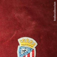 Coleccionismo deportivo: ESCUDO ATLETICO DE MADRID, BORDADO. Lote 140012098