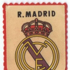 Coleccionismo deportivo - PARCHE ESCUDO REAL MADRID - 141486986