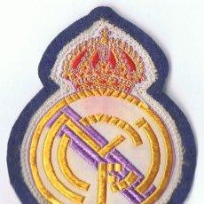 Coleccionismo deportivo: PARCHE ESCUDO REAL MADRID . Lote 141487190