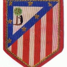 Coleccionismo deportivo: PARCHE ESCUDO ATLETICO DE MADRID. Lote 141488066