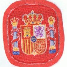 Coleccionismo deportivo: PARCHE ESCUDO DE LA SELECCIÓN ESPAÑOLA DE FUTBOL. Lote 141491670