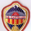 Coleccionismo deportivo: PARCHE ESCUDO C.D. CASTELLON . Lote 141492226