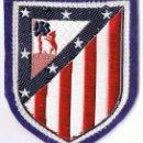 Coleccionismo deportivo: PARCHE ESCUDO ATLETICO DE MADRID . Lote 141492334