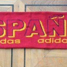 Coleccionismo deportivo: BUFANDA ESPAÑA ADIDAS OSO CAJA MADRID SCARF SCIARPA. Lote 144195476