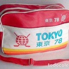 Coleccionismo deportivo: BOLSA DE DEPORTES TOKIO 78. Lote 145924202