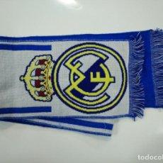 Coleccionismo deportivo: BUFANDA DEL REAL MADRID CLUB DE FUTBOL. TDKDEP16. Lote 146198906
