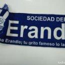 Coleccionismo deportivo: BUFANDA SOCIEDAD DEPORTIVA ERANDIO CLUB. TDKDEP16. Lote 146199106