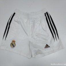 Coleccionismo deportivo: BERMUDAS PANTALON CORTO DEL REAL MADRID. TALLA PEQUEÑA. ADIDAS. TDKDEP17. Lote 146225462