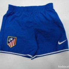 Coleccionismo deportivo: PANTALON CORTO BERMUDAS DEL ATLETICO DE MADRID. TALLA S MUY PEQUEÑA. NIKE OFICIAL. TDKDEP17. Lote 146226890