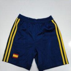 Coleccionismo deportivo: BERMUDAS PANTALON CORTO ESPAÑA. TALLA 128. PEQUEÑA. TDKDEP17. Lote 146233106