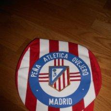 Coleccionismo deportivo: GORRA ATLETICO DE MADRID PEÑA OVEJERO AÑOS 60 70 PERFECTA. Lote 146525850