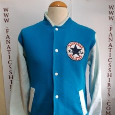 Coleccionismo deportivo: CHAQUETA BEISBOL CONVERSE ALL STARS CHUCK JACKET. Lote 147687150