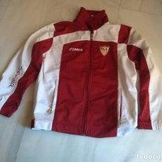 Coleccionismo deportivo: CHANDAL COMPLETO DEL SEVILLA C.F TALLA 14 MARCA JOMA. Lote 147812590