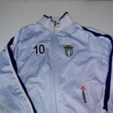 Coleccionismo deportivo: CHAQUETA-CHANDAL-GALICIA 10-PUBLICIDAD:ELEMENTS-BUEN ESTADO-VER FOTOS. Lote 151040698