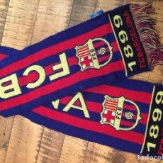 Coleccionismo deportivo: FC BARCELONA BUFANDA DEPORTIVA. Lote 151553122