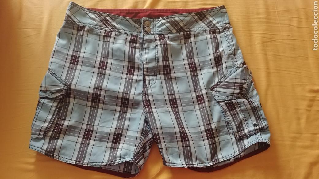 Playa Boardshort Tratamiento Rapido Pantalon 3444 De Hombre O Corto Deportes Talla Secado Billabong dxBoQrWCe