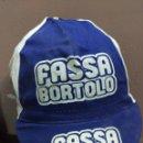 Coleccionismo deportivo: GORRA CICLISMO CICLISTA EQUIPO FASSA BORTOLO. MUY RARA. Lote 160987157