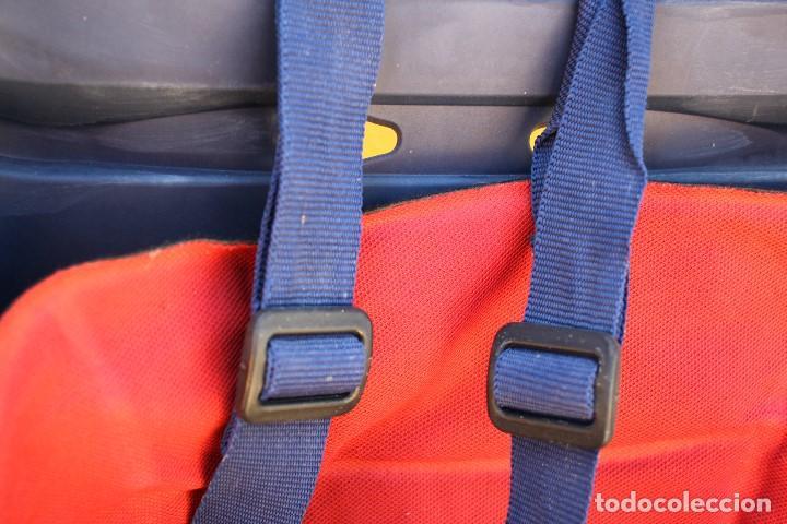 Coleccionismo deportivo: Silla de bici portaniño homologada (PVP, sobre los 40 euros) - Foto 5 - 161595482