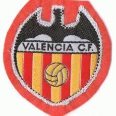 Coleccionismo deportivo: PARCHE ESCUDO VALENCIA C.F.. Lote 166465250