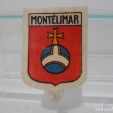 Coleccionismo deportivo: PARCHE FIELTRO PLASTIFICADO, MONTELIMAR. Lote 166895588