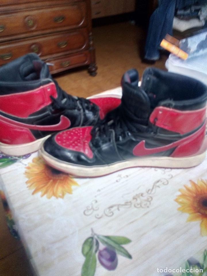 Coleccionismo deportivo: Nike Jordan 1 retro vintage originales - Foto 2 - 169429666