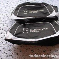 Coleccionismo deportivo: DOS MOCHILA DE MANO PARA DEPORTE . Lote 171141339