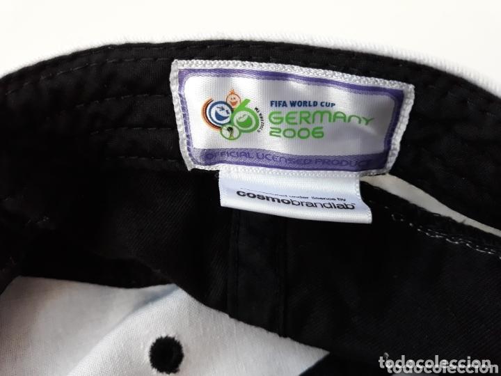 Coleccionismo deportivo: Fifa World Cup Germany fútbol 2006 gorra - Foto 4 - 173046318