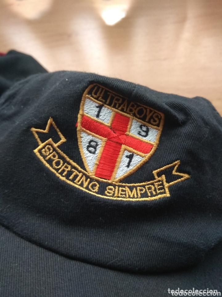 Coleccionismo deportivo: Gorra Ultra Boys - Sporting de Gijón - - Foto 3 - 174107693